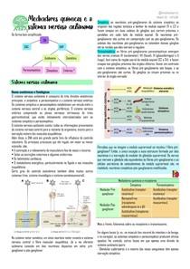 Mediadores químicos e o sistema nervoso autônomo
