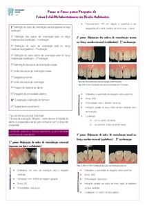 Protese Parcial Fixa: Preparo de Coroa Total Metalocerâmica em Dentes Anteriores