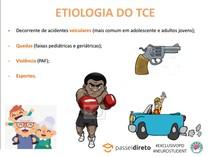 ETIOLOGIA DO TCE