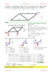Teoria das Estruturas Lista 1 Método Carga Unitária