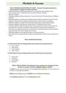 Questionario (questões de guarani)