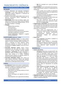 [CIR] Pancreatite Crônica