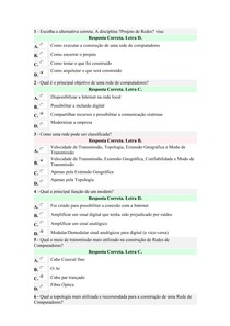 Lista de Exercicios - 1