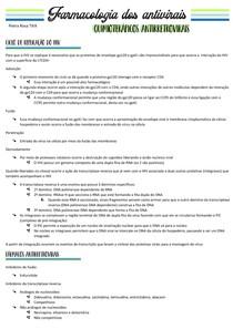 Farmacologia dos antivirais
