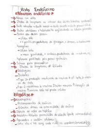 Histologia Endocrinológica