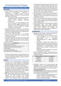 [CIR] Feocromocitoma