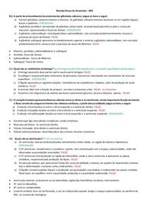 REVISÃO NP2 ANATOMIA