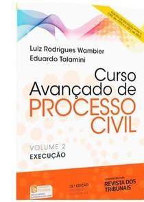 Curso Avançado de Processo Civil   Volume 2   Execução  Luiz Wambier(1)