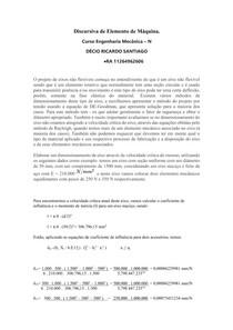 Discursiva+de+Elementos+de+Máquina