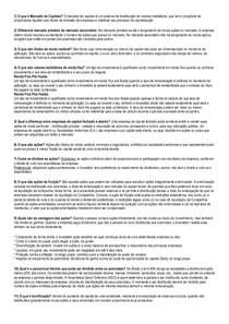 Questionário   2 (Merc. Capitais)   Gabarito