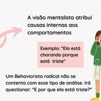 O que é análise do comportamento