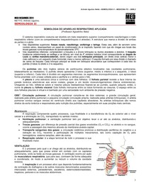semiologia - semiologiadoaparelhorespiratorio