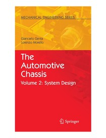 The Automotive Chassis Vol2 - Giancarlo Genta