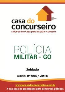 apostila pm go 2016 soldado