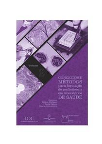 Livro FIO CRUZ VOL 2 - Conceitos e métodos para formação de profissionais em laboratoriais em saúde