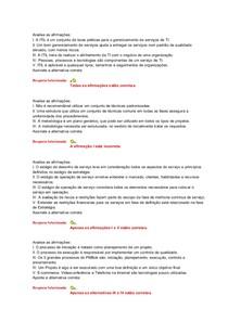 PERGUNTAS PROJETO FÍSICO E LÓGICO DE REDE E PROCESSAMENTO