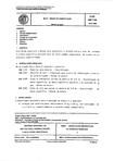 NBR 7182 Solo ensaio de compactação