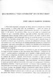 JOSÉ CARLOS BARBOSA MOREIRA - Que significa 'não conhecer' de um Recurso.pdf
