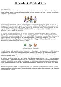 Detonado pokemon fire red pdf