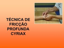 _TCNICA DE FRICO PROFUNDA CYRIAX.ppt