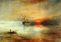 Joseph Mallord William Turner - Fort Vimieux