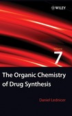 The organic chemistry of drug synthesis - Daniel Lednicer - Volume 7