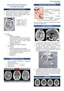 Doença Cerebrovascular Hemorrágica e Hemorragia Subaracnóidea