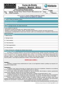 CCJ0009-WL-RA-02-TP na Narrativa Jurídica-Gênero e Tipologia Textuais (03-08-2012)