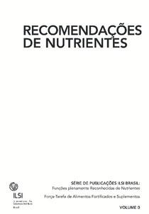 Fascículo RECOMENDACOES DE NUTRIENTES