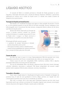 Líquido Ascítico - Análise