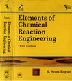 Elements of Chemical Reaction Rngineering 3rd   Fogler (1)