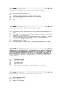AVALIANDO O APRENDIZADO(2)   CONTABILIDADE