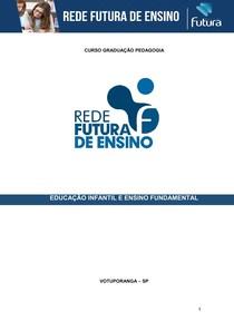 Apostila Educação Infantil E Ensino Fundamental Pedagogia