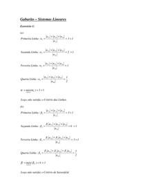 Gabarito - Lista Facó - sistemas