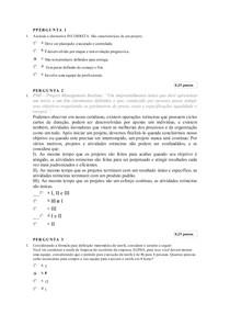 ATIVIDADE 02   GESTÃO DE PROJETOS