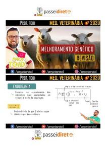 PD - ENDOGAMIA - MED VETERINÁRIA - PROF TOID
