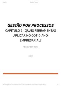Gestao De Processos Pdf