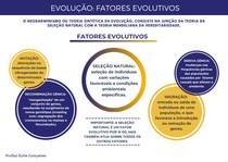 EVOLUÇÃO: FATORES EVOLUTIVOS