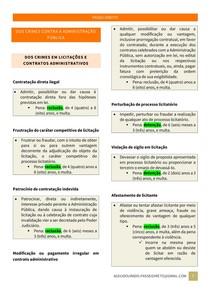 Código Penal Esquematizado - Crimes contra Administração Pública - Dos Crimes em Licitações e Contratos Administrativos