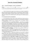Aula 1 – A Supervisão Pedagógica - Conceitos e Especificidades