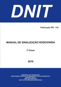 743 manual sinalização rodoviaria