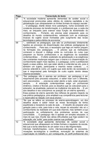 Fichamento Soc. Contemporânea 1
