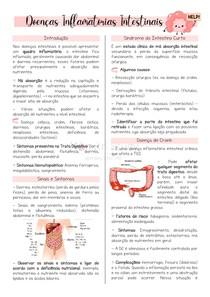 Doença Intestinal