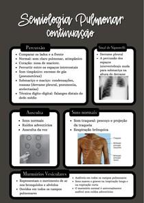 Semiologia Pulmonar II