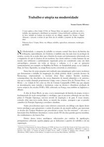 Cadernos de psicologia social do trabalho 6