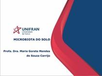 Microbiota do Solo
