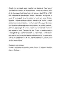 Exercício II- Ocitelta