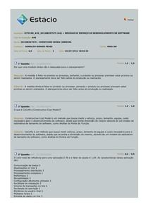 AVS 2014 Medidas de Esforco e Desenvolvimento de Software