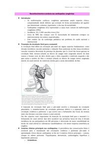 Aula 2 - Reconhecimento e conduta nas cardiopatias congênitas