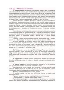 Artigo Omissão de Socorro Direito Penal